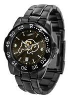 Colorado Buffaloes Fantom Gunmetal Sport AnoChrome Watch (Men's or Women's)