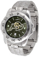 Colorado Buffaloes Sport Stainless Steel AnoChrome Watch (Men's or Women's)