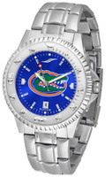 Florida Gators Competitor Stainless Steel AnoChrome - Blue Dial (Men's or Women's)