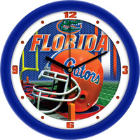 Florida Gators 12 Inch Round Wall Clock