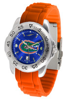 Florida Gators Sport AC™AnoChrome Watch - Red Silicone Band