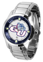 Gonzaga Bulldogs Titan Stainless Steel Watch