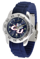 Gonzaga Bulldogs Sport AC™AnoChrome Watch - Red Silicone Band