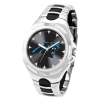 *Carolina Panthers NFL Men's Game Time NFL Victory Series Watch