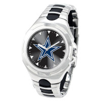 *Dallas Cowboys NFL Men's Game Time NFL Victory Series Watch