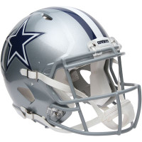 *Dallas Cowboys Authentic Proline Riddell Revolution Speed Football Helmet