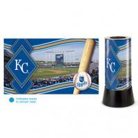Kansas City Royals Rotating Team Lamp