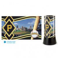 Pittsburgh Pirates Rotating Team Lamp