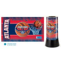 Atlanta Hawks Rotating Team Lamp