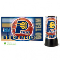 Indiana Pacers Rotating Team Lamp