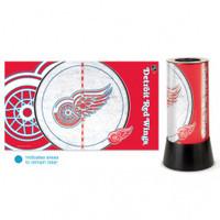 Detroit Red Wings Rotating Team Lamp