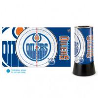 Edmonton Oilers Rotating Team Lamp