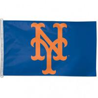 New York Mets Team Flag