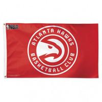 Atlanta Hawks Team Flag