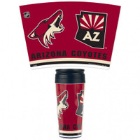 Arizona Coyotes 16oz Travel Mug