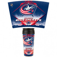 Columbus Blue Jackets 16oz Travel Mug
