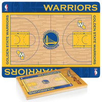 Golden State Warriors Wood Cutting Boaard