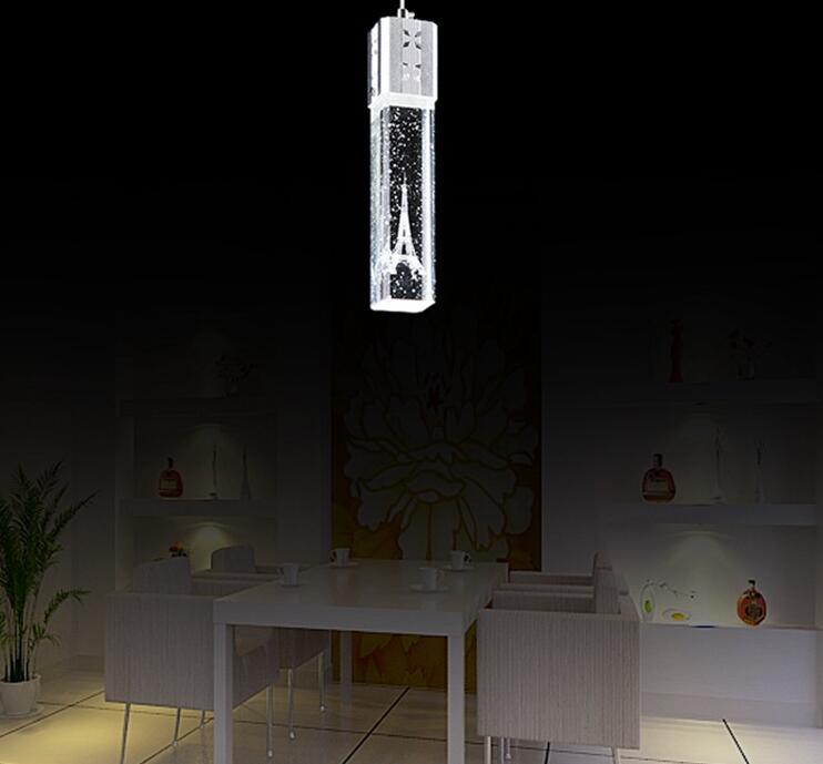 Voglio LED Pendant lights Crystal Bubble Glass Shade;Horizon-lights