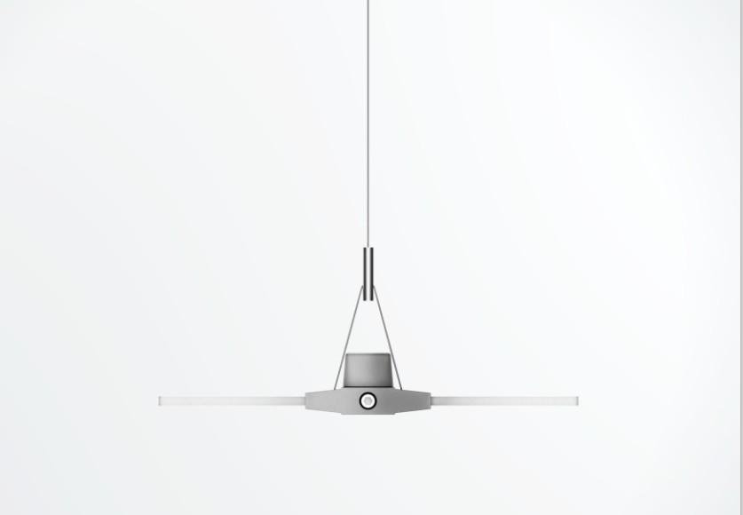 Voglio Clear Panel Light;Horizon-lights