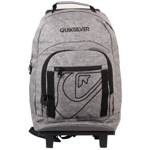 Quiksilver Backpack - Hall Pass - Light Heather Grey