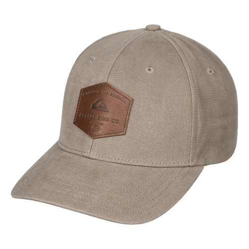 Quiksilver Hat - Linker - Plaza Taupe