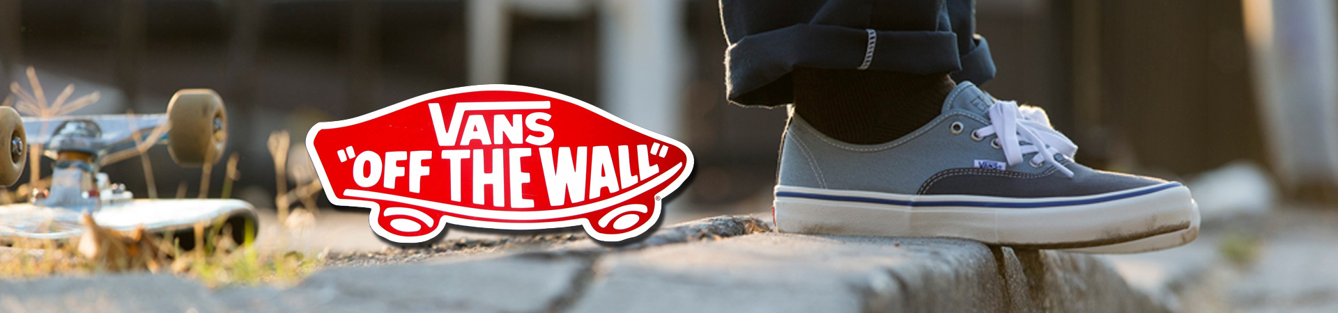 Vans shoes and clothing