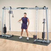 BodySolid GDCC250 Cable Crossover Functional Trainer