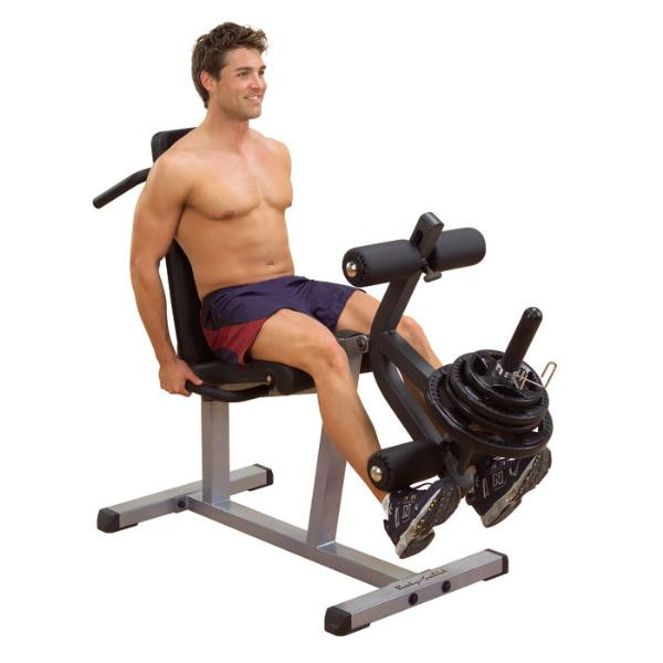 Bodysolid Glece365 Leg Curl Leg Extension The Fitness Outlet