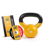 GoFit 10lb Kettlebell w/ Workout DVD