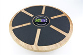 GoFit Adjustable Wooden Balance Board