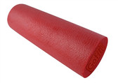 "GoFit Foam Roller with Training Manual 18"" x 6"""