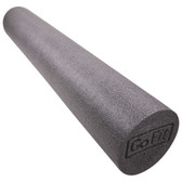 "GoFit Foam Roller with Training Manual 36"" x 6"""