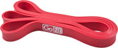 GoFit Rubber Resistance Training System Super Band- 1""