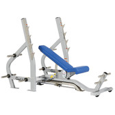 Hoist CF 2179B Commercial (3) Way Flat Incline Decline Bench