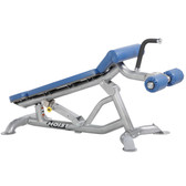 Hoist CF 3162 Commercial Super Adjustable Flat Incline Bench