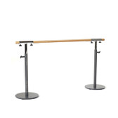 STOTT PILATES® by MERRITHEW Stability Barre- 6 ft (Grey)