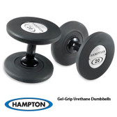 Set Includes 10 pr Dumbbells (5-50 In 5 lb Increments)