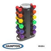 Hampton Group X Racks 2 Sided Vertical Rack