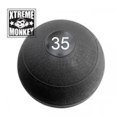 Xtreme Monkey Slam Ball 35lbs Black