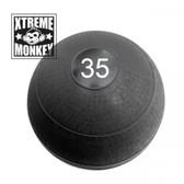 Xtreme Monkey Slam Ball 35lbs Black