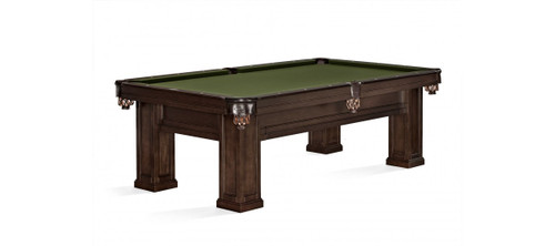 Brunswick Oakland Ft Pool Table The Fitness Outlet - Brunswick pool table weight