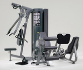 Paramount MP2.5 - 2 Stack Multi Gym With Leg Press