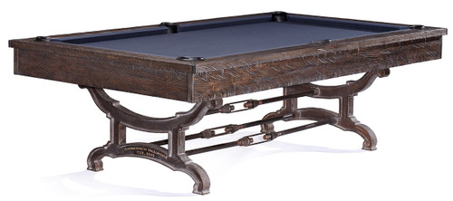 Brunswick Birmingham Pool Table. TAG RED FREE PLAY PACKAGE