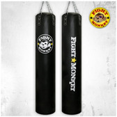 Fight Monkey Muay Thai MMA Heavy Bag 125 lbs- Full Commercial PVC
