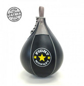 Fight Monkey Pro Series Leather Speed Bag 10""