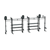 Torque 24 X 4 Foot Storage Wall Mount Rack - A1 Package