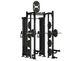 Torque 4 X 4 Foot Storage Cable Rack - X1 Package