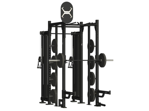 Torque 4 X 4 Foot Storage Cable Rack X1 Package The