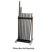 BodySolid GFR500 Fitness Bar Rack