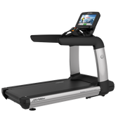 Life Fitness Platinum Club Series Treadmill with Discover SE3 Touch Screen Console